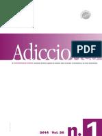 Sociedad Científica Española Estudio Adicciones