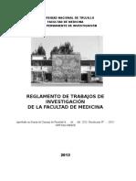 Reglamento de Trabajos Investigacion FMT 27 set 2013 (1).doc
