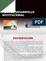 Plan de Desarrollo Institucional 2011 - 2014_fgb