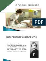 Clase 16-8-16 Patologia Guillan Barre