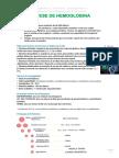 Hemoglobina, Eritrograma, Alterações Morfológicas Dos Eritrócitos