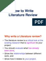 Handout-5 Literature Review S1