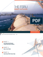 Rise of the FSRU and the LNG Market Outlook