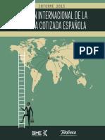 IPICE2015 BME Empresas Cotizadas Españolas