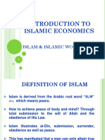 Islamic Econs Chapter 1a