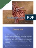 Clase 23-8-16 Cardiopatia Isquemica