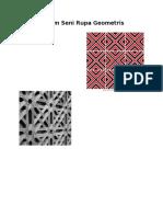 Ragam Seni Rupa Geometris