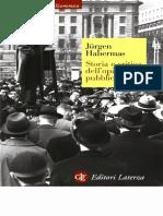 Habermas- Storia e Critica Dell_opinione Pubblica