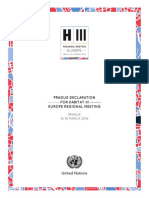 Prague Declaration