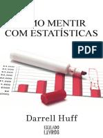 Como Mentir Com Estatisticas - Darrell Huff