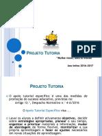 Projeto Tutoria
