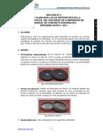 ASTM C1231 Almohadillas de Neopreno