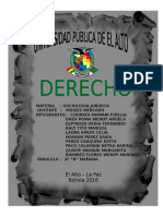 Monografia de Sociologia y Derecho Ultimo
