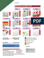 4º GIC_Calendario Escolar 2016-17_V01