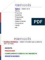 Português 7 1ºt 1ºteste