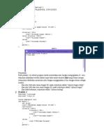 Laporan Praktikum Algoritma2 - 1