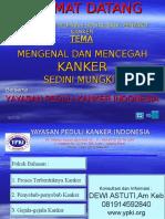 Ypki (Yayasan Peduli Kanker Indonesia )