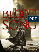 Anthony Ryan - Blood Song - Tome 2 - Le Seigneur de La Tour