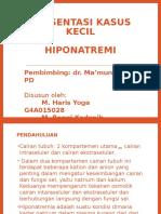 Ppt Hiponatremi Fix