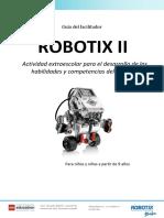 Rob - Ext16 - Programación Robotix II