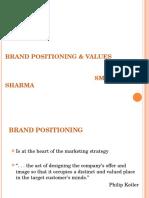 Brand Positioning 2