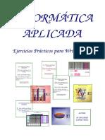 INFORMATICA APLICADA Ejercicios Practicos Para Writer y Calc (1)