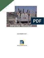 11 Informe Mensual Noviembre 2007