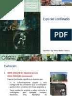 Espacio Confinado - Safety & Control