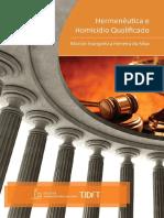 Hermeneutica e Homicidio Qualificado