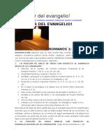 El Poder Del Evangelio