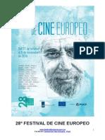 28º Festival Cine Europeo en Perú