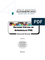 Manual de Usuario Eva Itss - Docentes