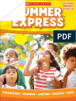 Summer Express PreK K