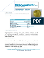 Ft Polimero Cationico Catflo 8103 Plus