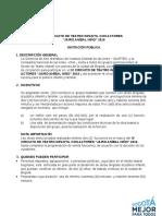 Invitacion Publica Sectorial Infantil Con Actores