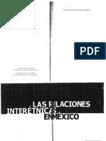 José Del Val-Las Relaciones Interétnicas en México