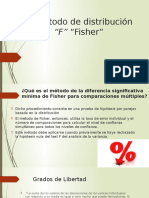 El Método de Fisher