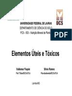 Elementos_uteis_Aula 6_Pos Elementos Toxicos_PG.pdf