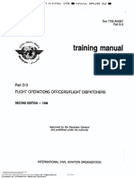 Icao Doc 7192 An857 Part d3