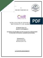 Arun Report
