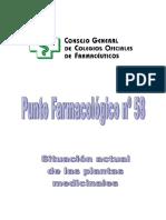 20110613-Informe Consejo Plantas Medicinales