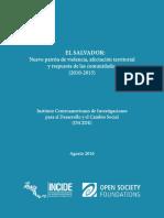 INCIDE_El Salvador-Nuevo patrón de violencia, afectación territorial y respuesta de las comunidades (2010-2015).pdf