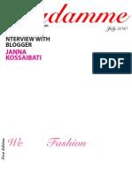 Fashionista Sista Magazine