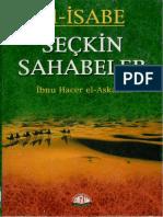 İbnu Hacer El Askalani El İsabe(Seçkin Sahabeler)