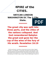 Empire of the Cities