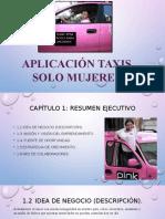 Aplicación Taxis Solo Mujeres.pptx