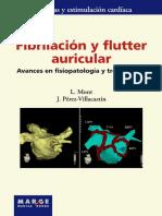 Fibrilacion y Flutter Auricular Avances en Fisiopatologia y Tratamiento