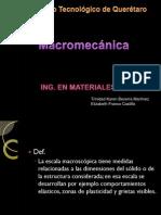 Macromecnica