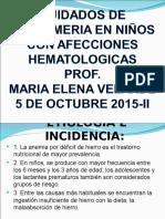 Clase 10 Ma Anemia 5-11-2015-II