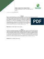 Informe de laboratorio Ley de Ohm